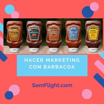 Hacer Marketing con Barbacoa