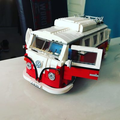 Lepin VW (Copia china de Lego) – Review
