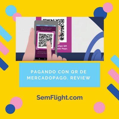 ¿Cómo funciona el servicio de pagos con Qr de MercadoPago?
